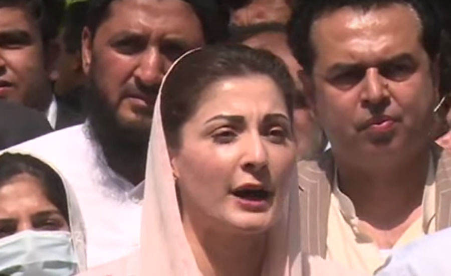 Maryam Nawaz denies any difference in PDM
