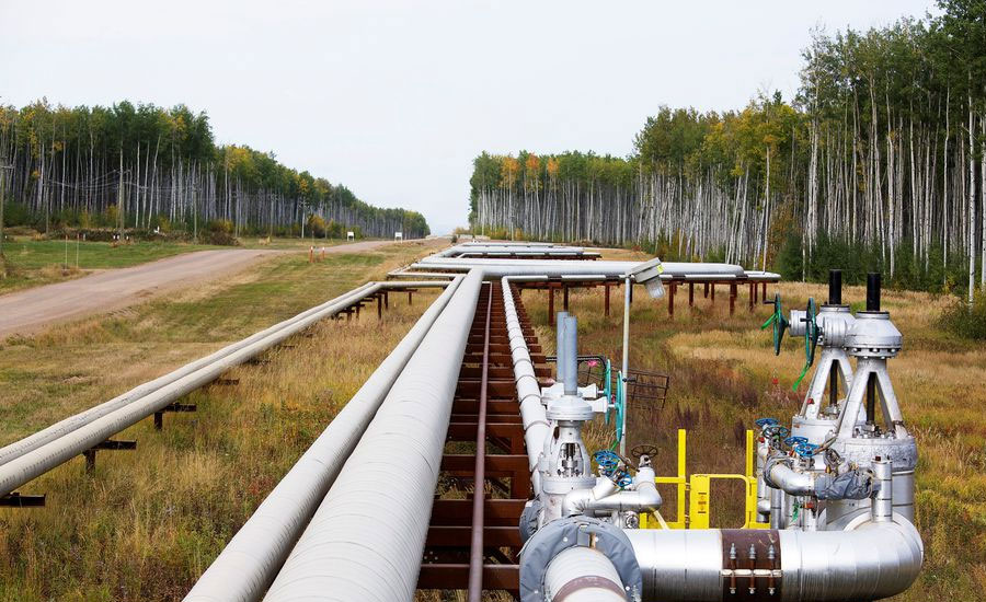Canada's oil sands producers form alliance to achieve net-zero emissions by 2050