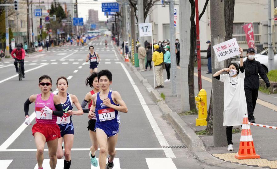 Japan's Sapporo unprepared for Olympics amid COVID-19 resurgence