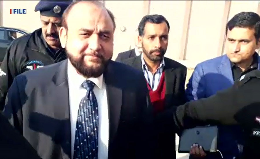 Federal govt removes Wajid Zia as DG FIA