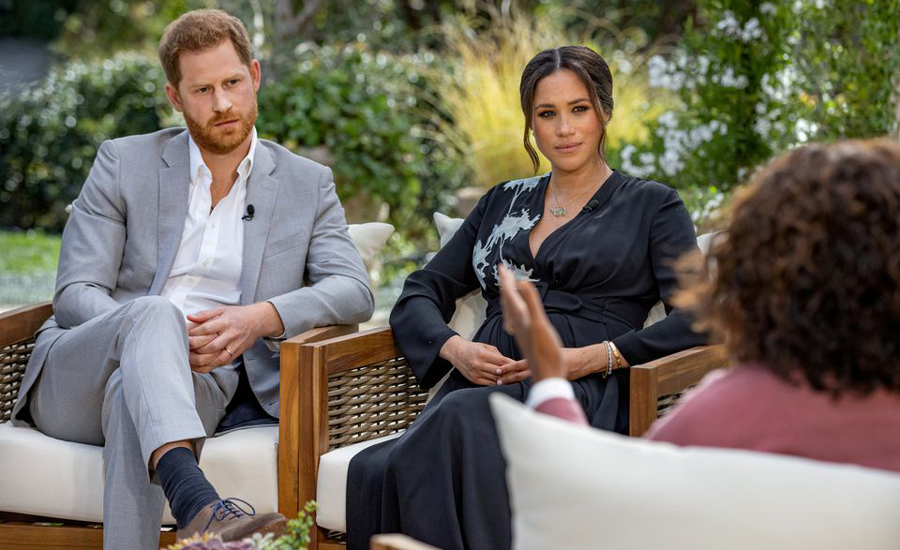 What's in a name? An angry spat between Harry, Meghan and the BBC