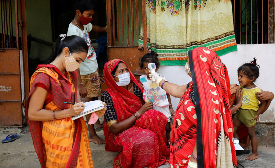 India records world's highest daily COVID-19 deaths