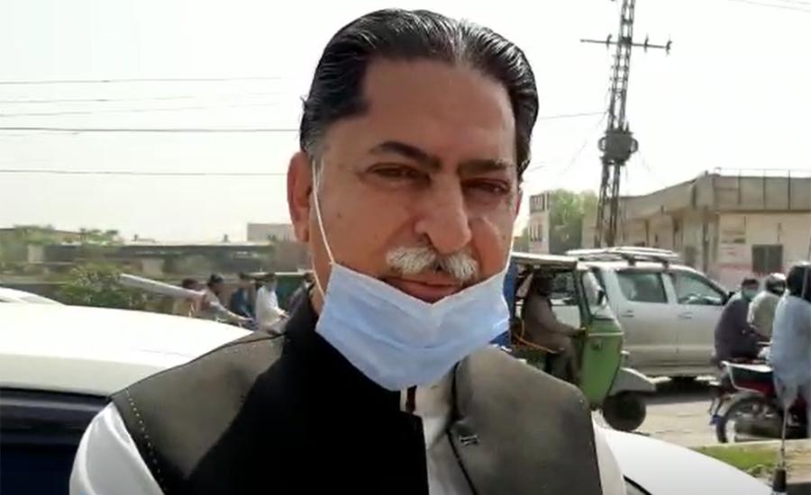 PML-N's Javed Latif released from Kot Lakhpat Jail