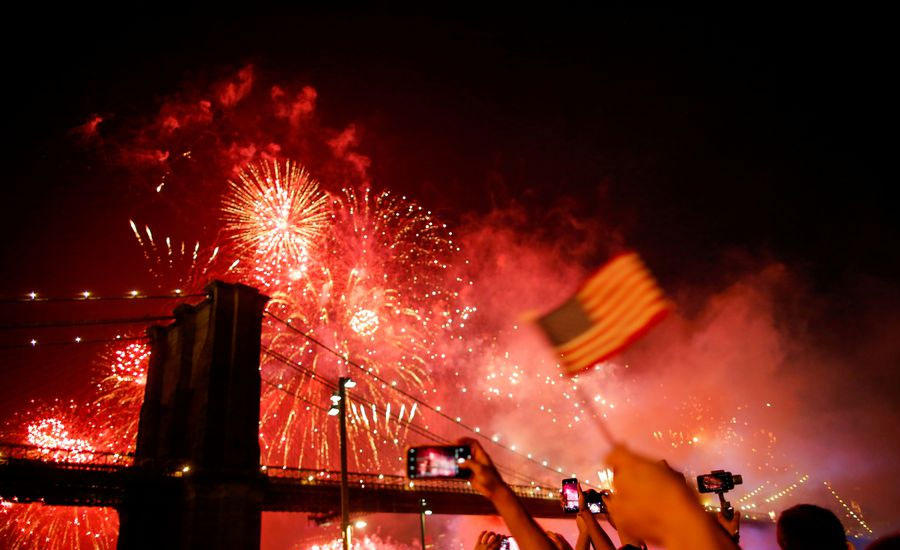 Macy's fireworks to light up New York sky on July 4th after pandemic curtailment