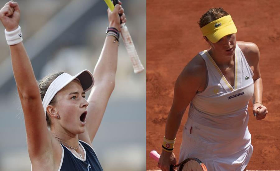 Krejcikova, Pavlyuchenkova reach French Open final