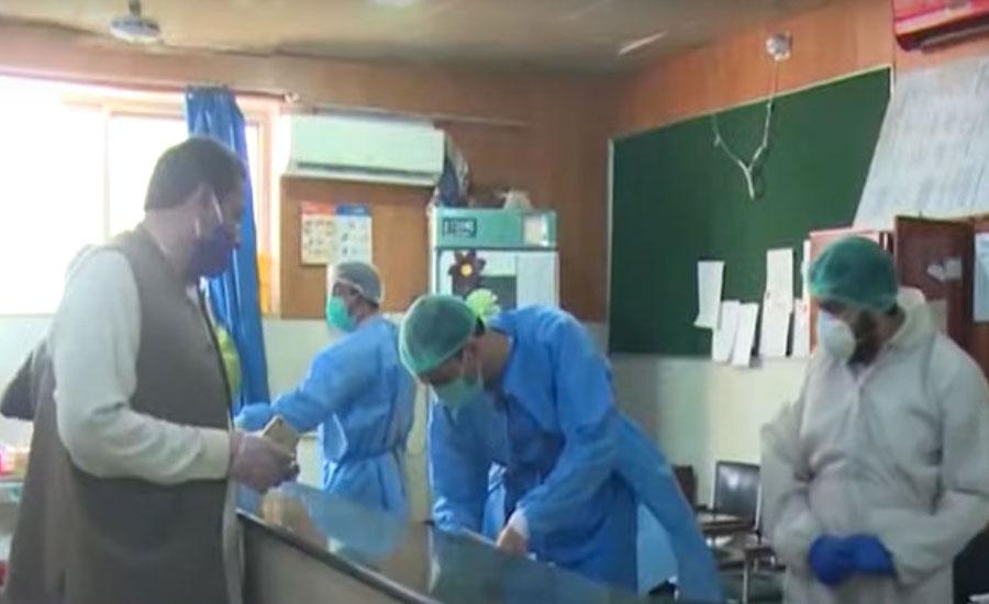 57 more people die of coronavirus during last 24 hours