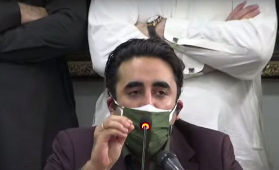 Bilawal Bhutto terms Budget 2021-22 an economic attack on people