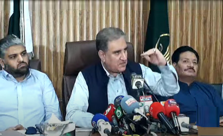 Govt decided not to increase power rate despite pressure: FM Qureshi
