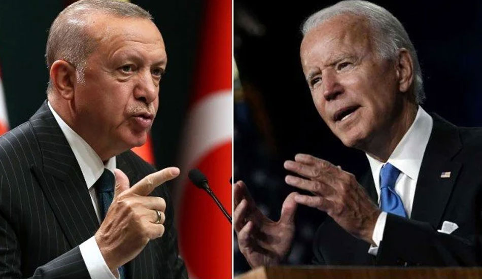 US can count on Turkey on Afghanistan troop pullout: Erdogan