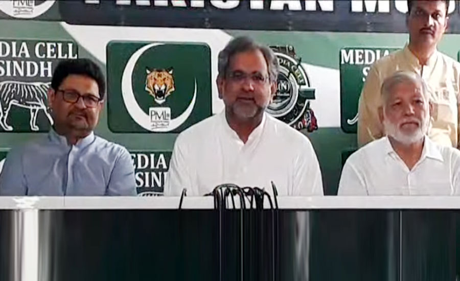 Budget base on lies, govt fudging numbers: Khaqan Abbasi