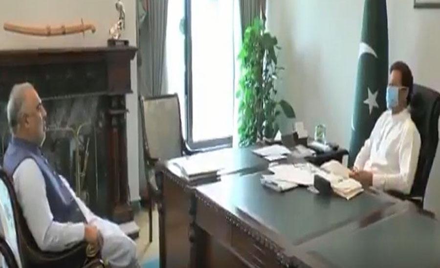 PM, NA speaker exchange views on parliamentary affairs