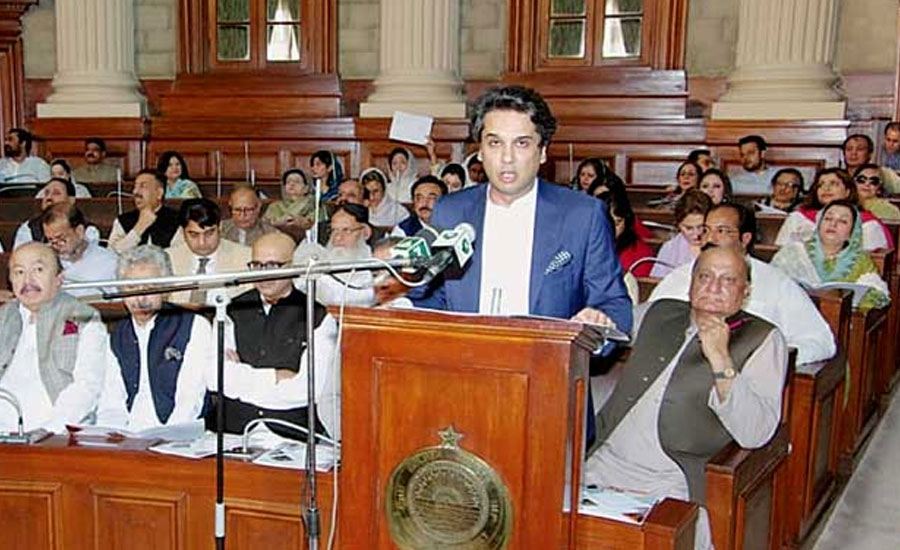 Punjab presents budget of Rs2,653 billion for financial year 2021-22