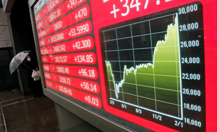 Asian shares rise in early trade, investors eye Federal Reserve meeting