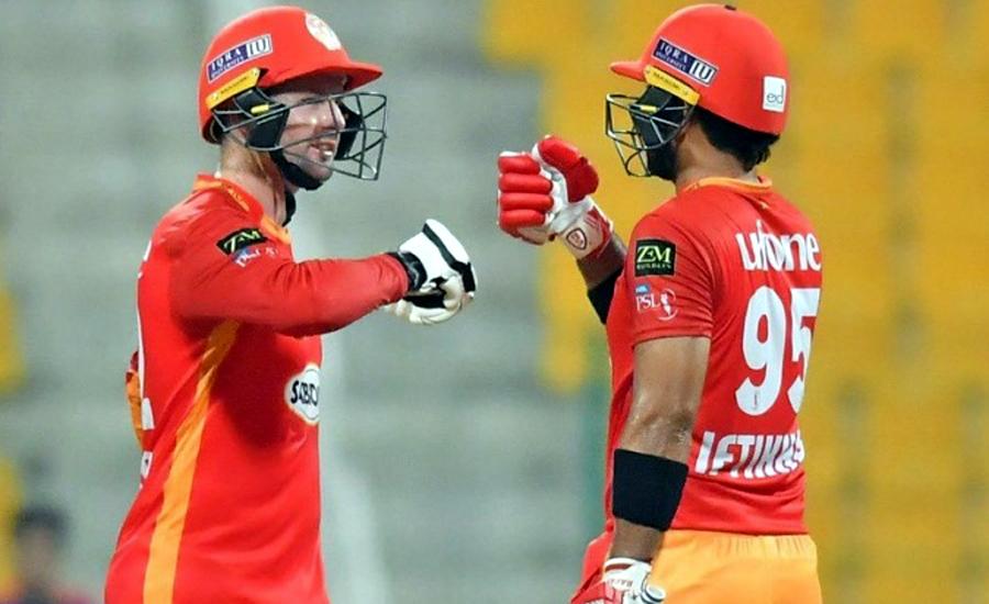 Iftikhar, Munro script Islamabad United's eight-wicket win over Karachi Kings