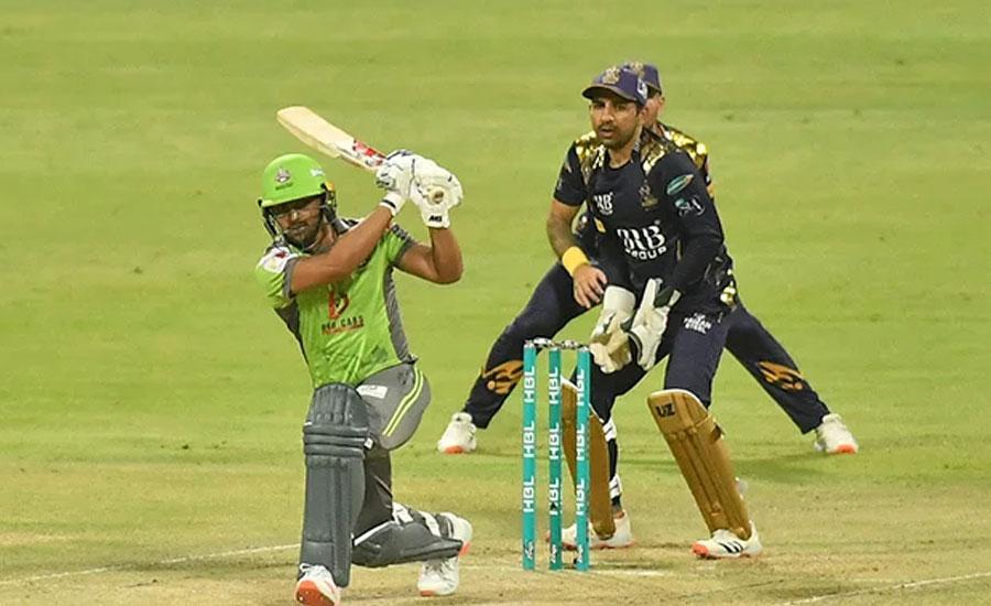 PSL 6: Quetta Gladiators defeat Lahore Qalandars by 18 runs
