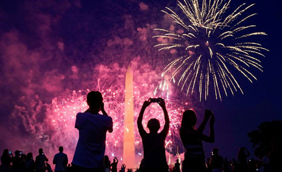Fireworks to sparkle over Washington sky on July 4 after pandemic pause