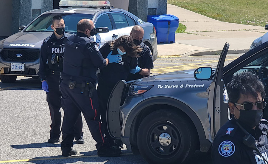 Two suspects arrested for forcibly entering Islamic Institute Toronto