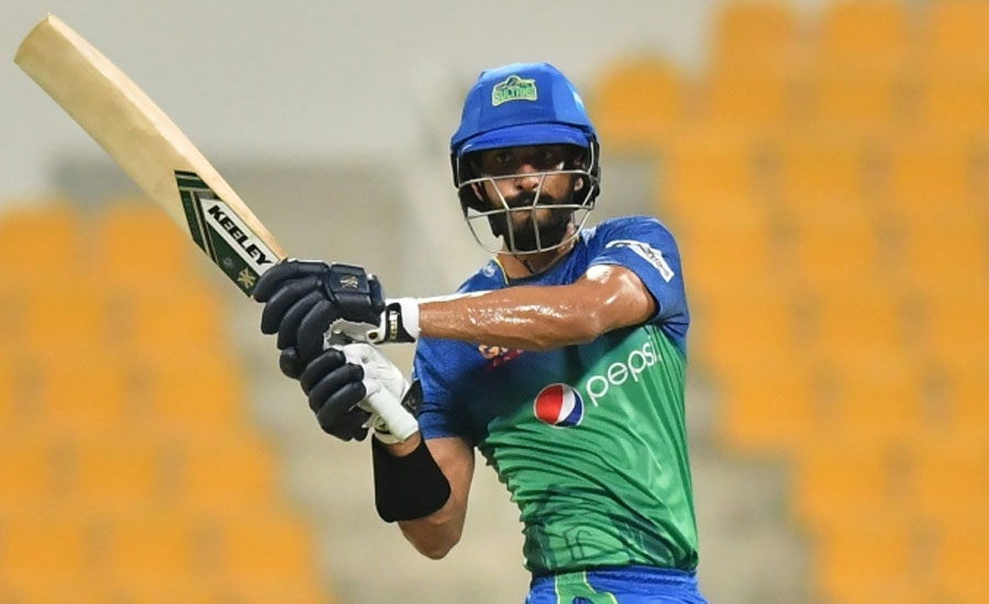 Multan Sultans ride to 110-run win against Quetta Gladiators on Shan's 73