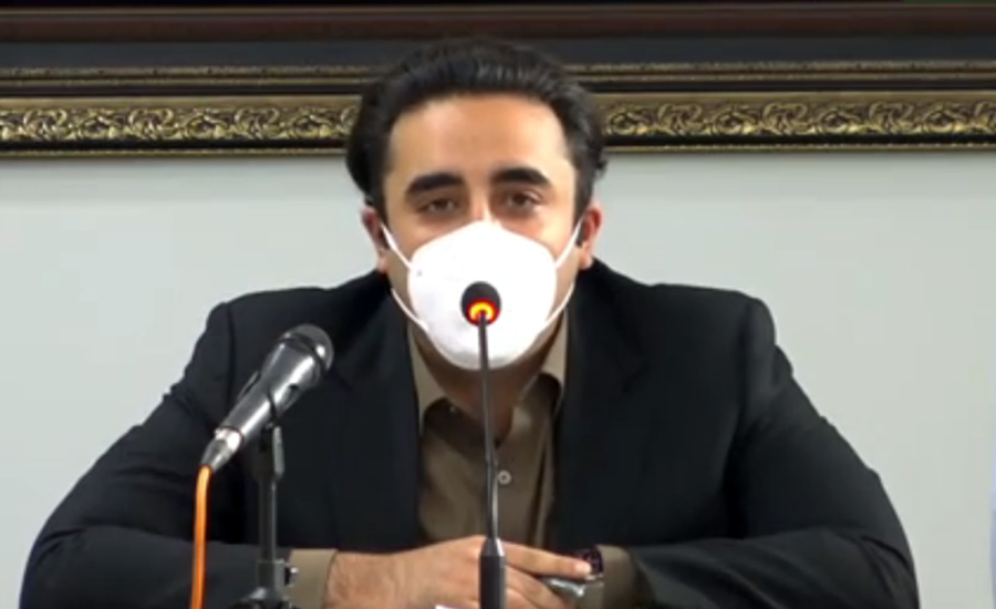 Govt suppressing opposition's voice to conceal facts of anti-poor budget: Bilawal Bhutto
