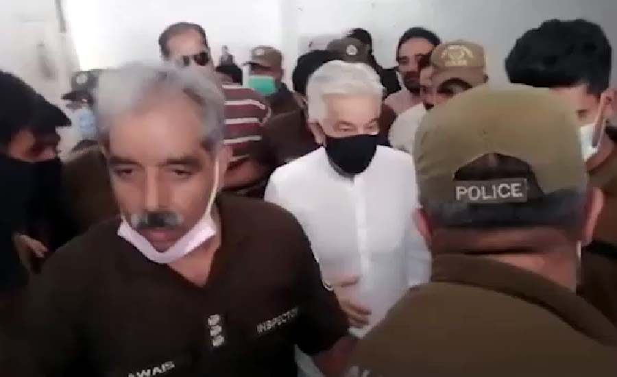 Assets beyond means case: Khawaja Asif's judicial remand extended till July 3