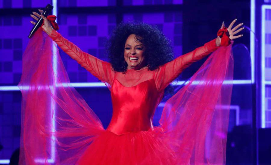 American singer Diana Ross says 'Thank You' in new music after 15 years