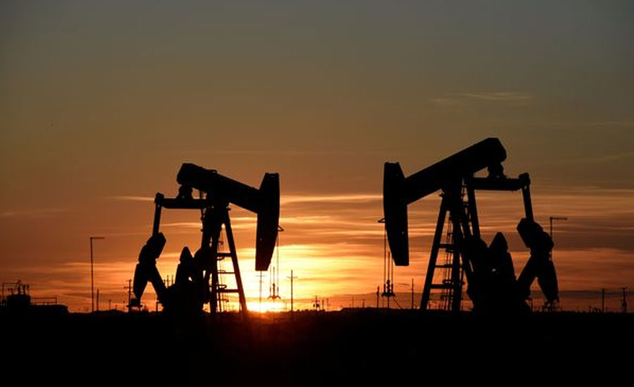 Crude oil prices steady near multi-year highs