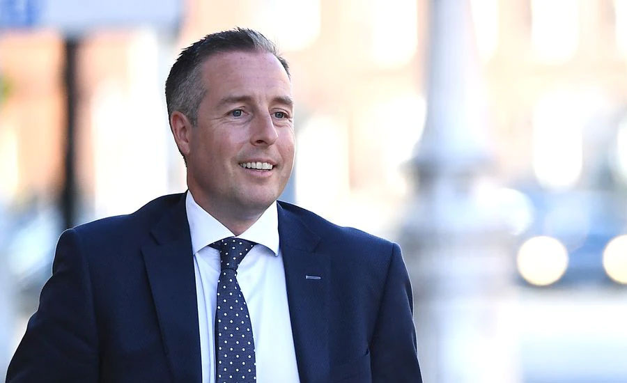 DUP's Givan becomes new Northern Ireland first minister