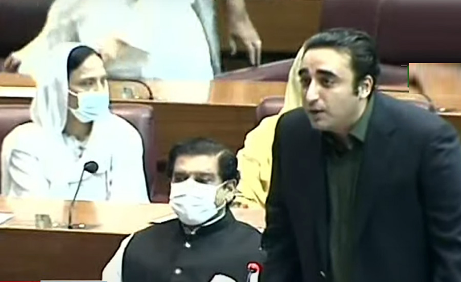 Bilawal Bhutto says PTI's entire budget is based on lies