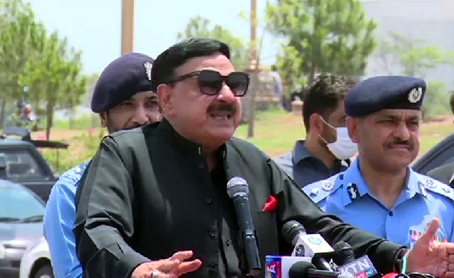 Democracy earned no respect in whatever happened during last three days: Sheikh Rasheed
