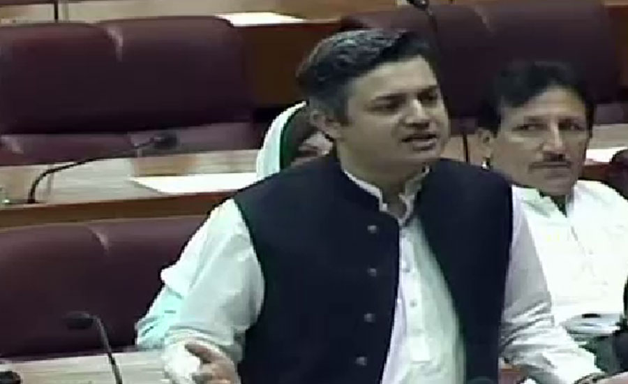 Corruption stains can't be washed by speaking English: Hammad Azhar