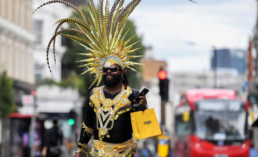 London's Notting Hill Carnival cancelled again because of COVID