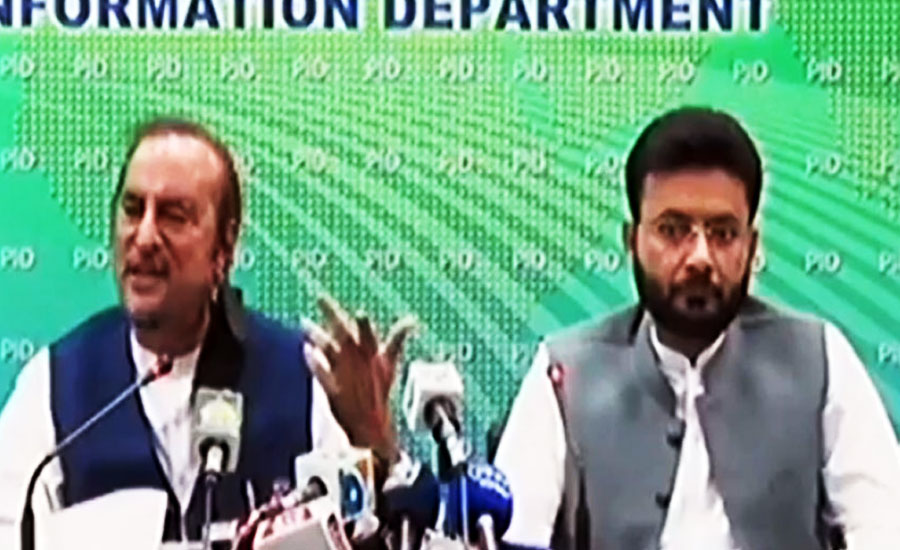 Those who cast fake votes are afraid of EVMs, says Babar Awan
