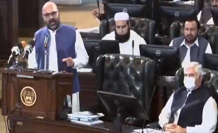 KP announces Rs1,118 billion budget for FY2021-22