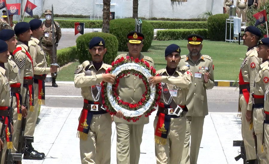 COAS visits Artillery Centre, installs Lt Gen Abdul Aziz as Col Commandant