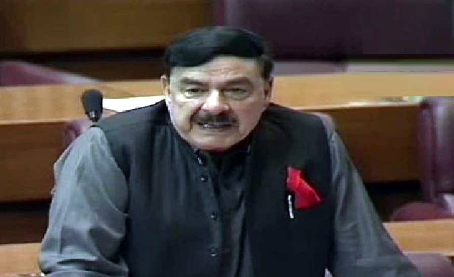 We couldn't rectify matters pertaining to exchequer: Sheikh Rasheed