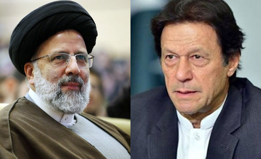 PM Imran Khan congratulates newly-elected Iranian President Ebrahim Raisi