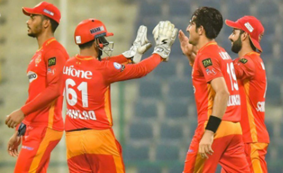 Sultans slip from 93-0 to 149 all out as United win by four wickets