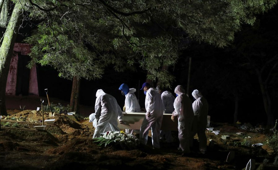 Brazil passes half a million COVID-19 deaths, experts warn of worse ahead