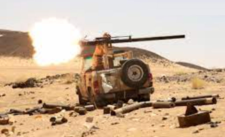 Houthi rebels launch 17 drone strikes on Saudi Arabia in one day