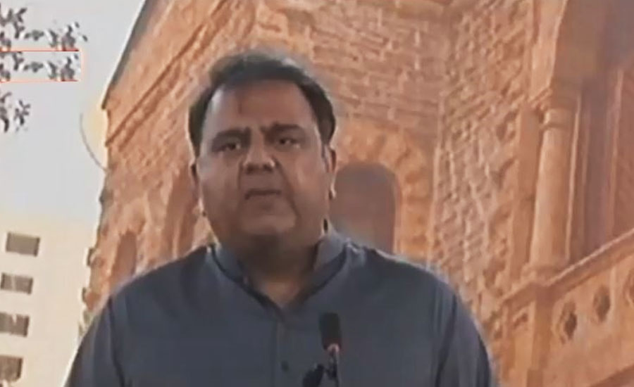 Sindh is facing dictatorship in name of democracy, says Fawad Chaudhry