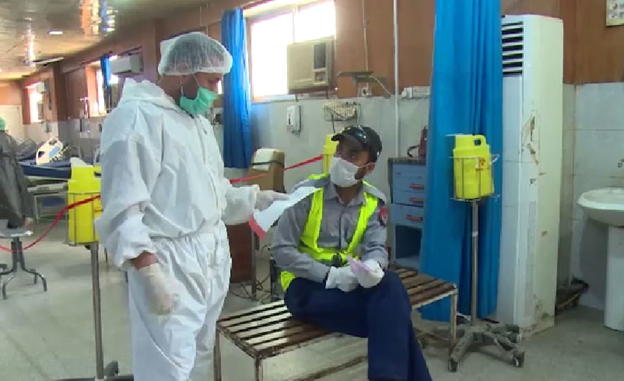 30 more die of coronavirus, 907 new infections reported during last 24 hours