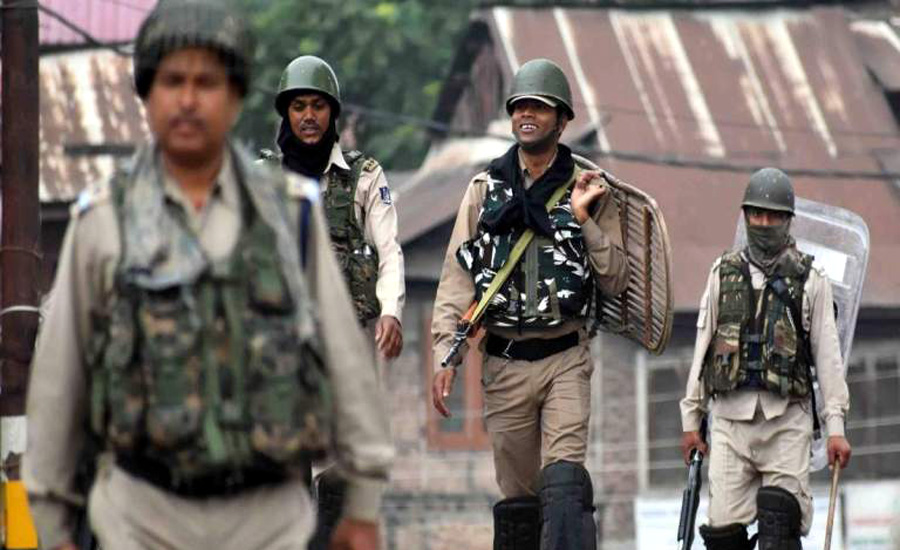 Indian troops martyr three Kashmiris in Sopore