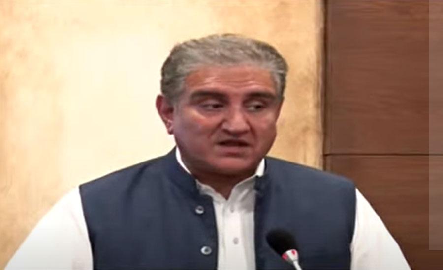 Peace in Afghanistan is one of priorities of regional countries :FM Qureshi