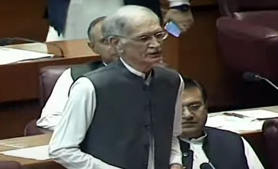 Country will run due to inflation, Pervez Khattak gives unique logic