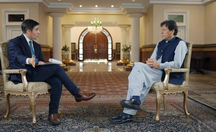 Imran Khan: We have no favorites, will work with any govt enjoying Afghan people's confidence