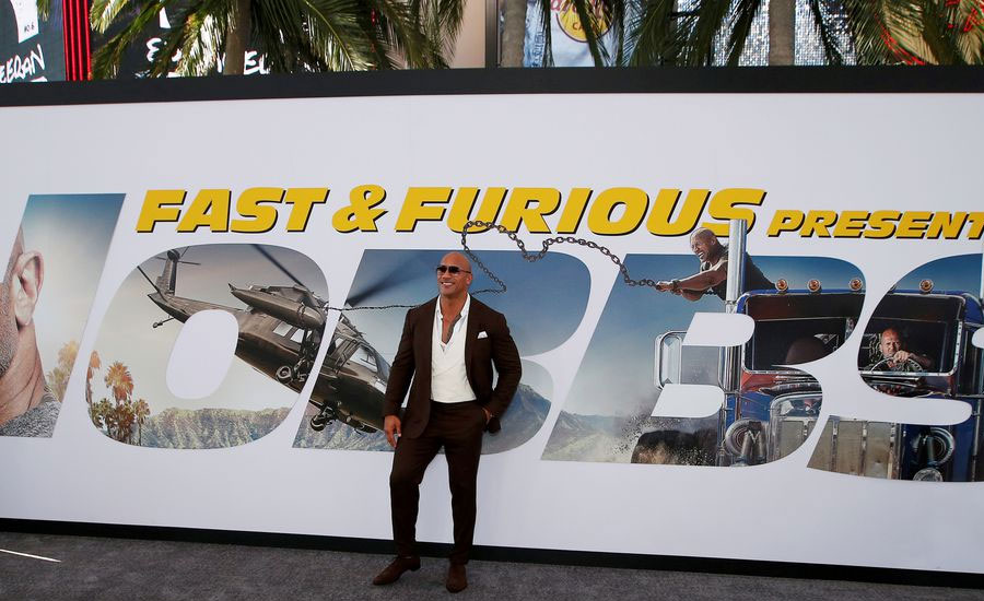 Blockbusters are back: New 'Fast & Furious' aims to jolt US movie-going