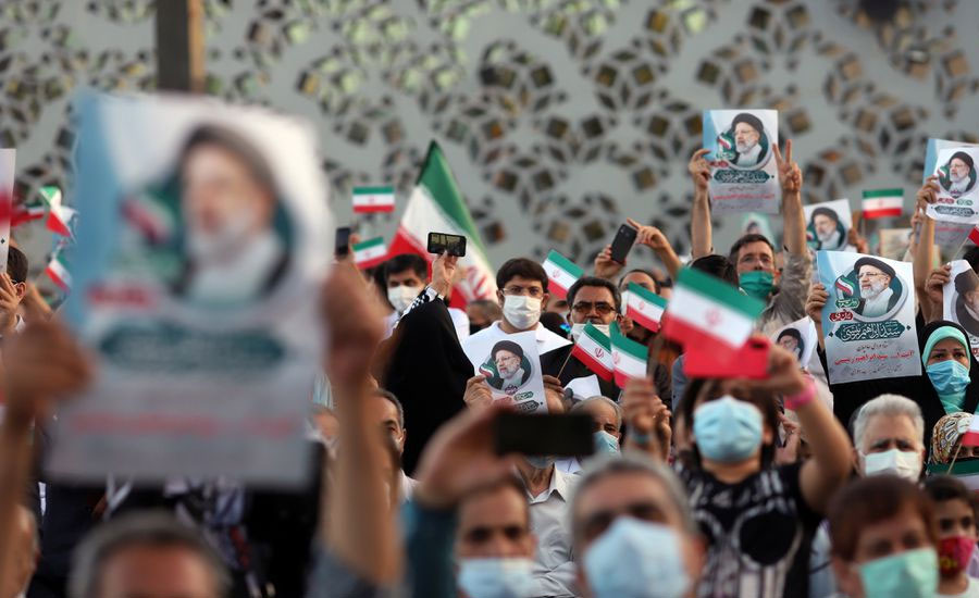Iran accuses US of meddling for criticising election