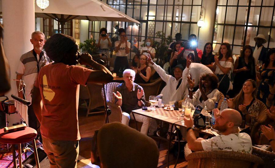 Senegal's famed jazz festival returns after pandemic delay