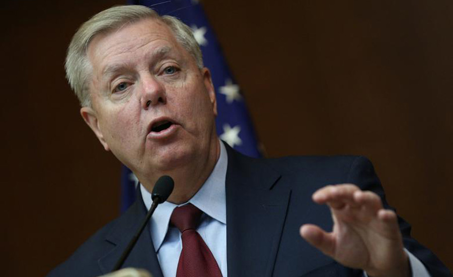 Biden not engaging with Pakistan on Afghan issue is worse than blunder in Iraq: US Senator Lindsey