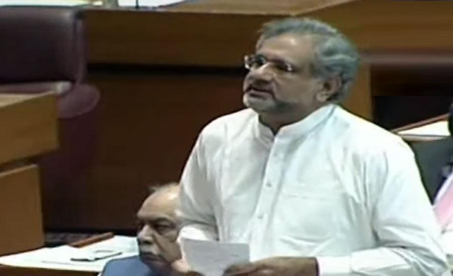 It's first budget that didn't mention poor man, says Shahid Khaqan Abbasi